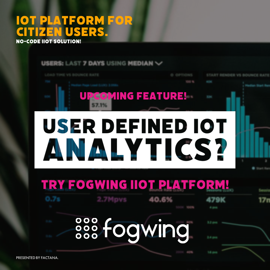 Fogwing Analytics Studio for Business users