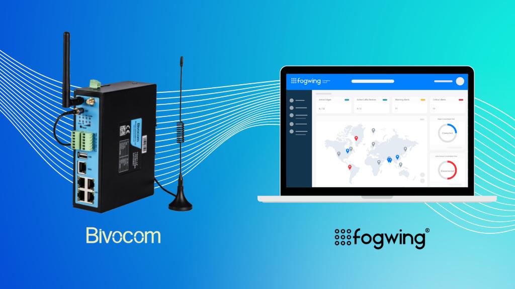 Connect Bivocom TG451 to Fogwing Platform