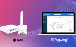 Connect RAK7258 Gateway to Fogwing Platform