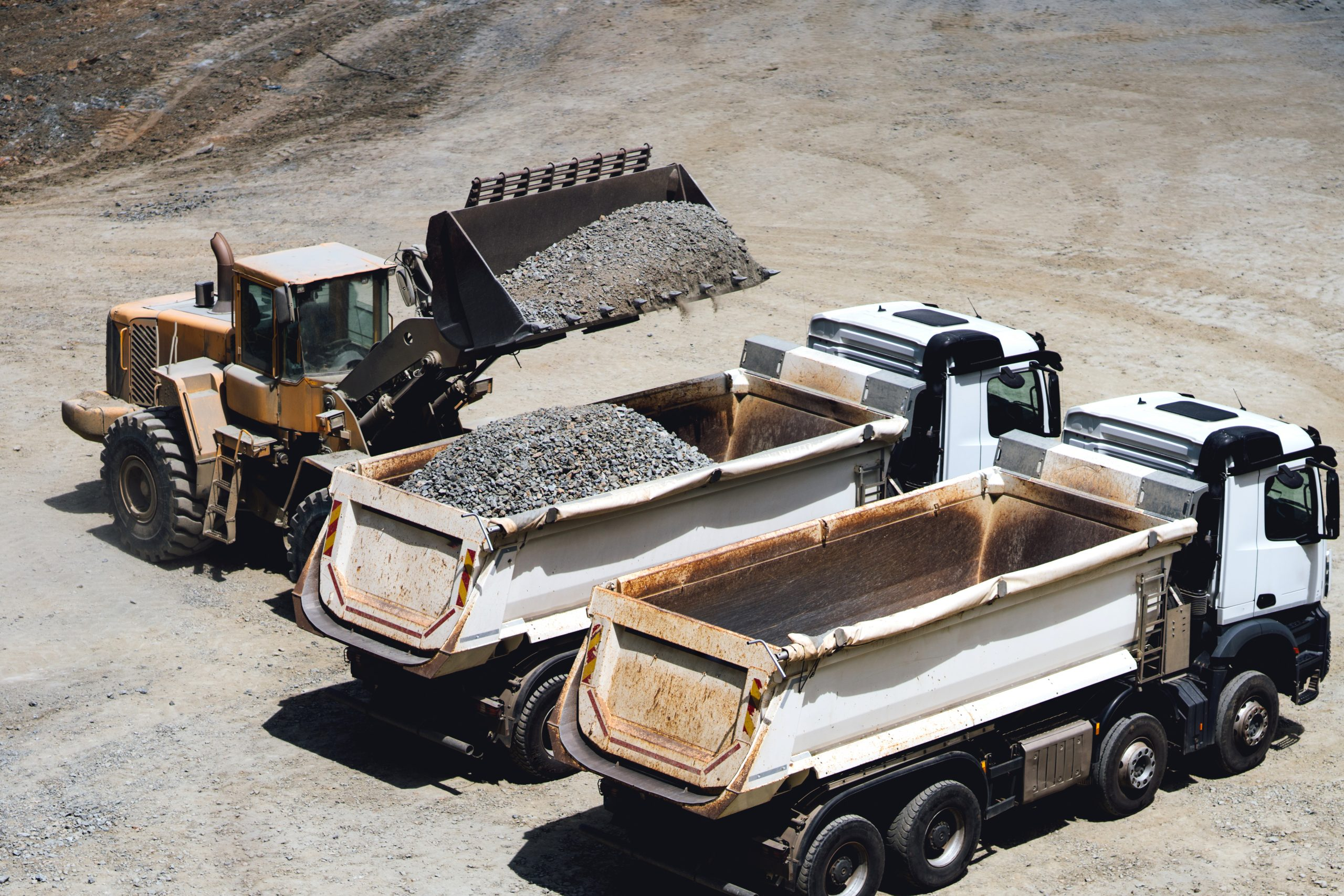 industrial iot solution for mining truck tracking