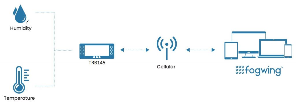 IoT Device Flow